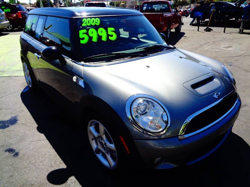 2009 MINI Cooper Clubman for sale at Pauls Auto in Whittier CA