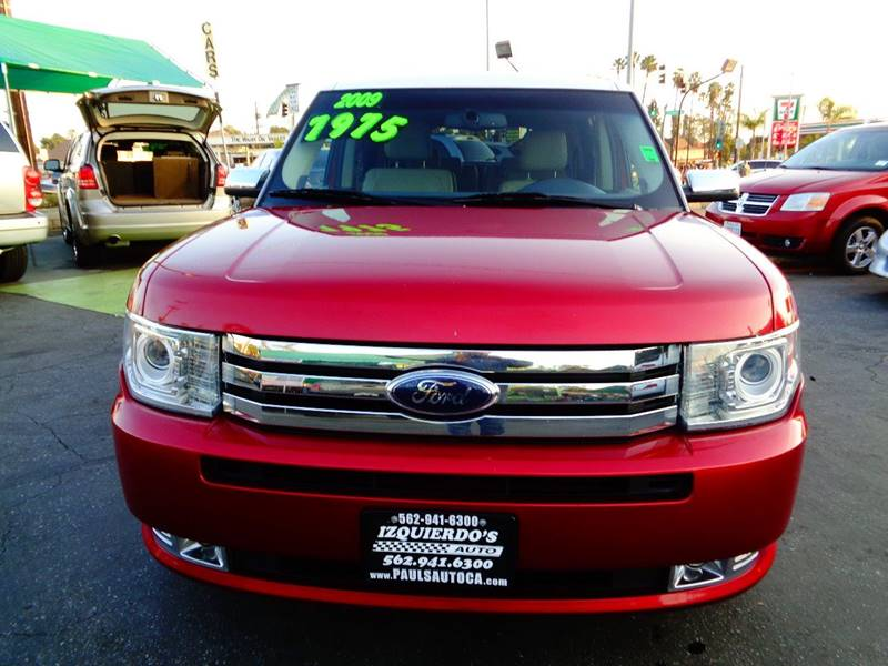 2009 Ford Flex for sale at Pauls Auto in Whittier CA