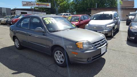 2005 Hyundai Accent for sale in Lowell, MA