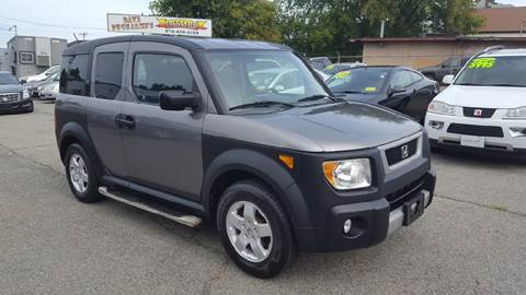 2005 Honda Element for sale in Lowell, MA