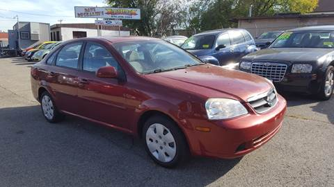 2008 Suzuki Forenza for sale in Lowell, MA