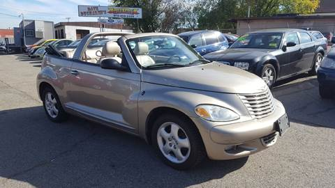 2005 Chrysler PT Cruiser for sale in Lowell, MA