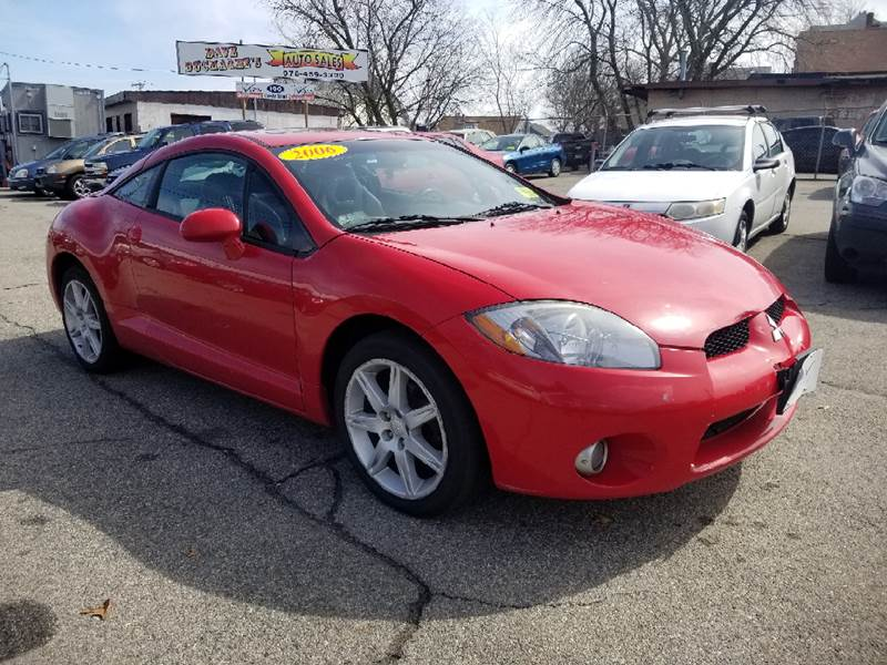 2006 Mitsubishi Eclipse Gt 2dr Hatchback Wmanual In Lowell Ma