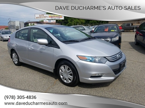 2010 Honda Insight for sale in Lowell, MA