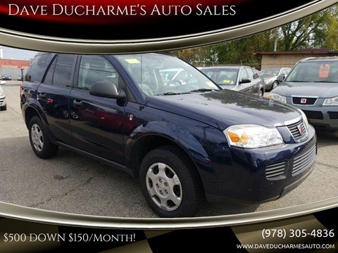2007 Saturn Vue for sale in Lowell, MA