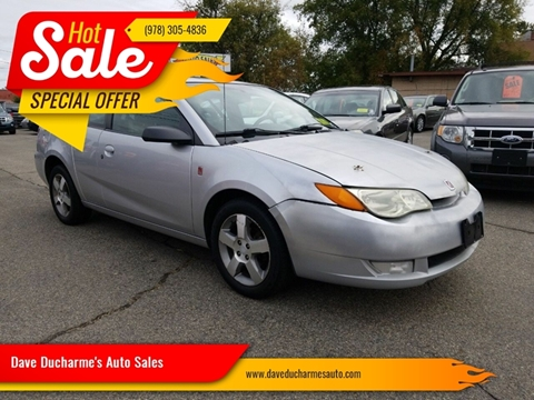 2006 Saturn Ion for sale in Lowell, MA