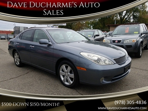 2005 Lexus ES 330 for sale in Lowell, MA