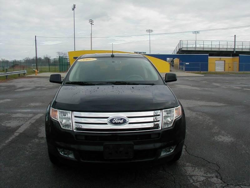 2007 Ford Edge & Parkside Auto - Used Cars - Niagra Falls NY Dealer markmcfarlin.com