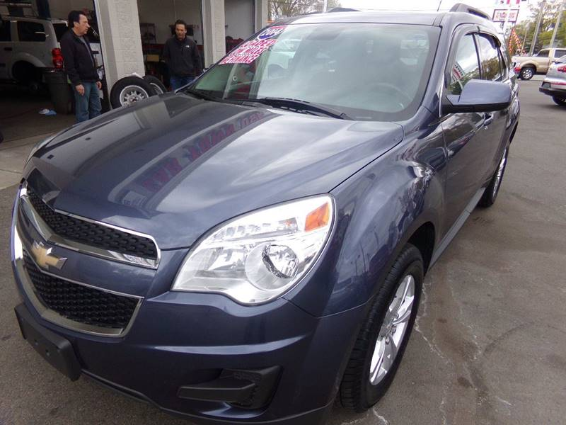 2014 Chevrolet Equinox for sale at Car Town USA in Attleboro MA