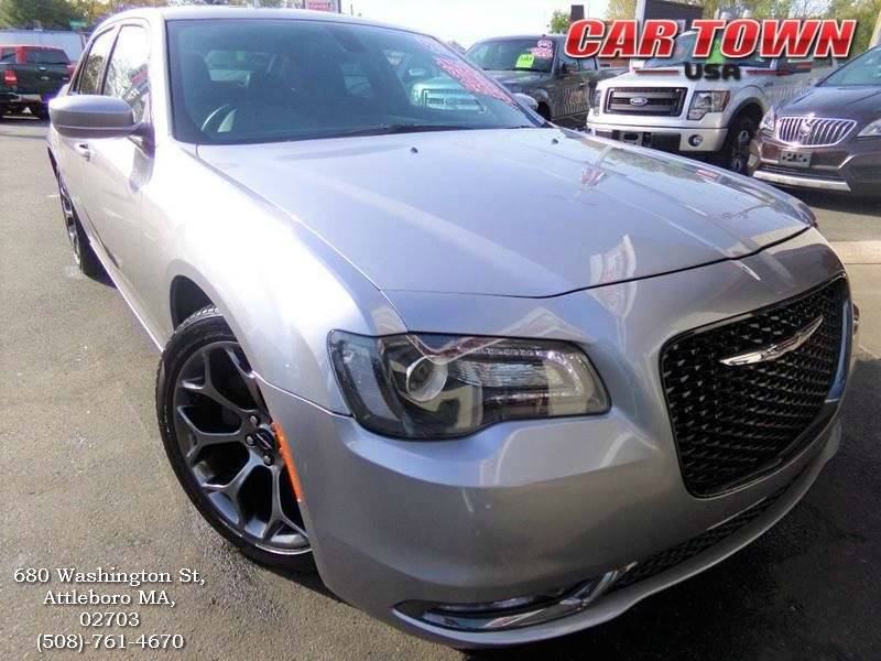2015 Chrysler 300 for sale at Car Town USA in Attleboro MA