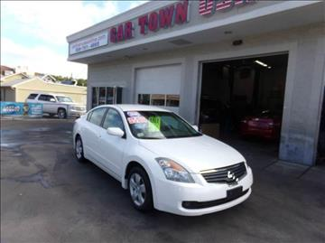 2008 Nissan Altima for sale at Car Town USA in South Attleboro MA