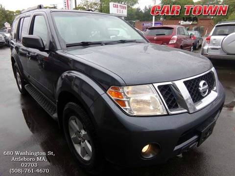 2010 Nissan Pathfinder for sale at Car Town USA in Attleboro MA