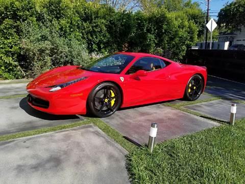2015 Ferrari 458 Italia for sale in South Attleboro, MA
