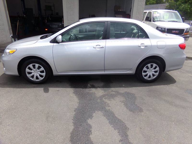 2011 Toyota Corolla for sale at Car Town USA in Attleboro MA