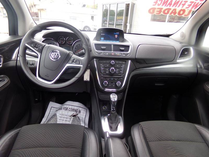 2014 Buick Encore for sale at Car Town USA in Attleboro MA