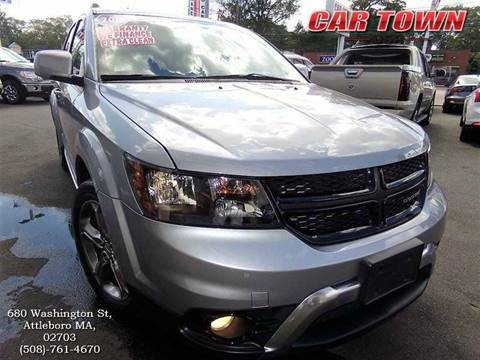 2016 Dodge Journey for sale at Car Town USA in Attleboro MA