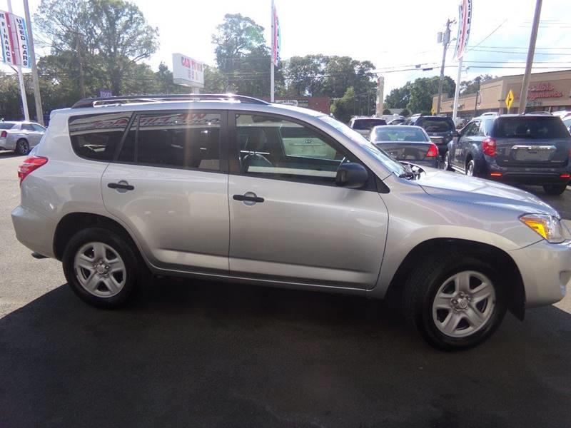 2012 Toyota RAV4 for sale at Car Town USA in Attleboro MA