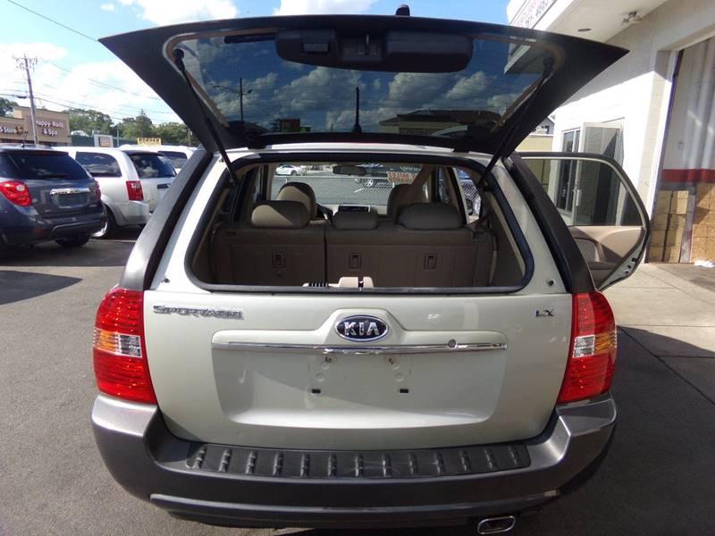2008 Kia Sportage for sale at Car Town USA in Attleboro MA