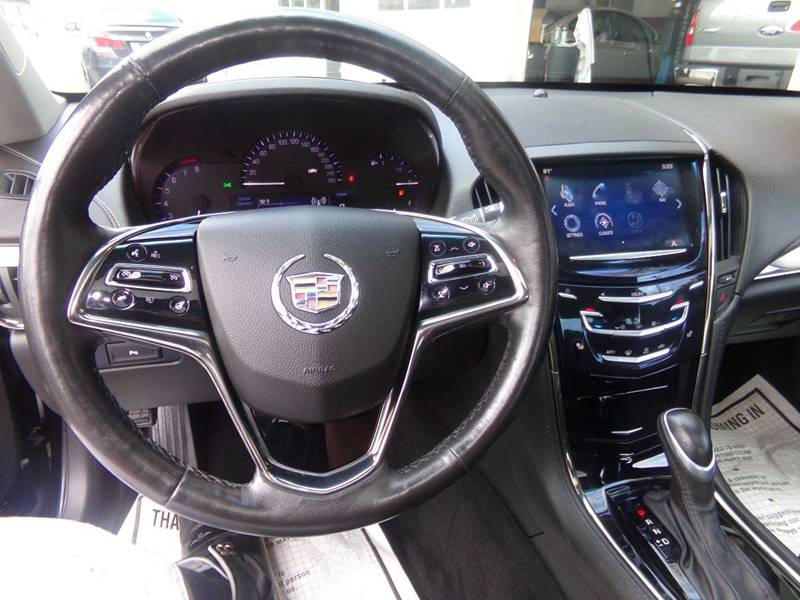2014 Cadillac ATS for sale at Car Town USA in Attleboro MA