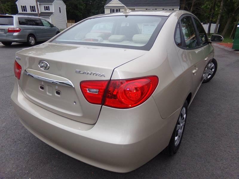 2010 Hyundai Elantra for sale at Car Town USA in Attleboro MA
