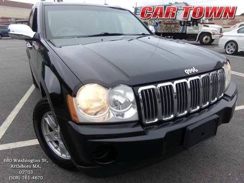 2007 Jeep Grand Cherokee for sale at Car Town USA in Attleboro MA