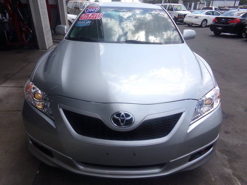 2007 Toyota Camry for sale at Car Town USA in Attleboro MA