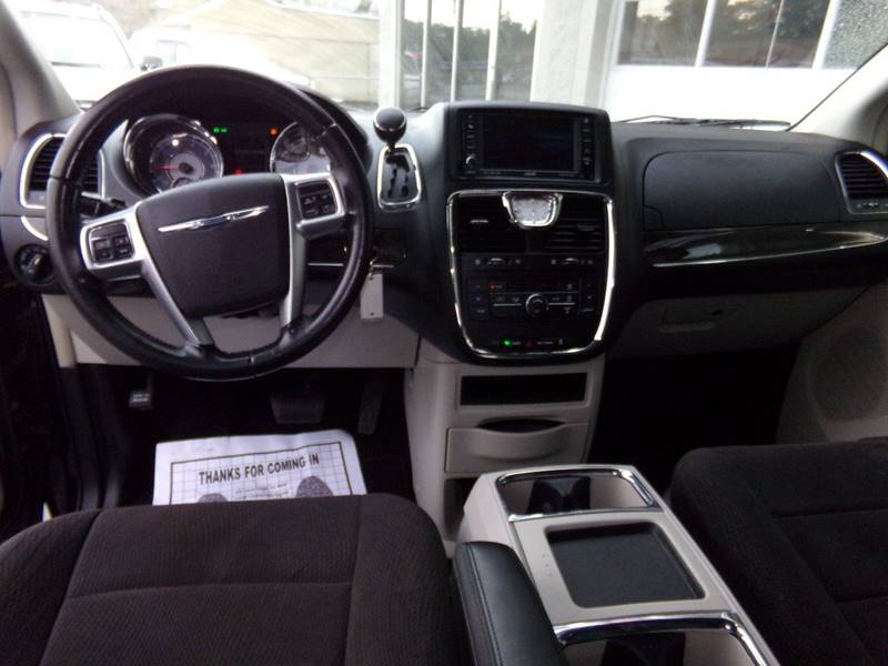 2011 Chrysler Town and Country for sale at Car Town USA in Attleboro MA