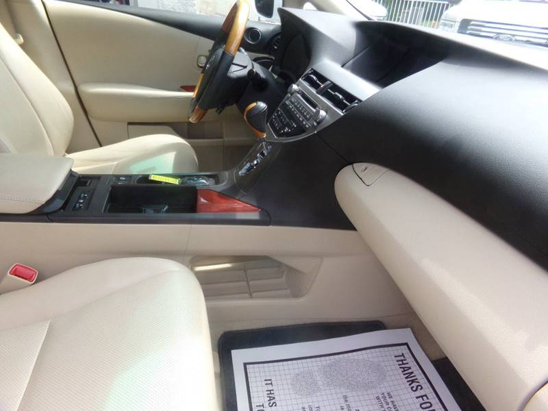 2012 Lexus RX 350 for sale at Car Town USA in Attleboro MA