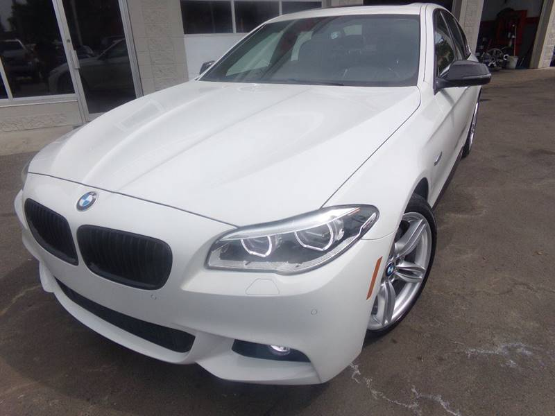 2014 BMW 5 Series for sale at Car Town USA in Attleboro MA