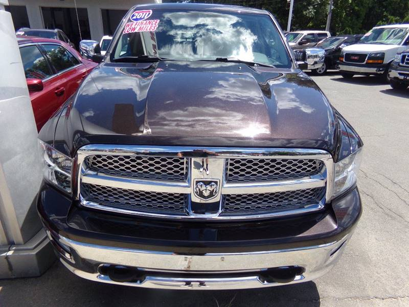 2011 RAM Ram Pickup 1500 for sale at Car Town USA in Attleboro MA