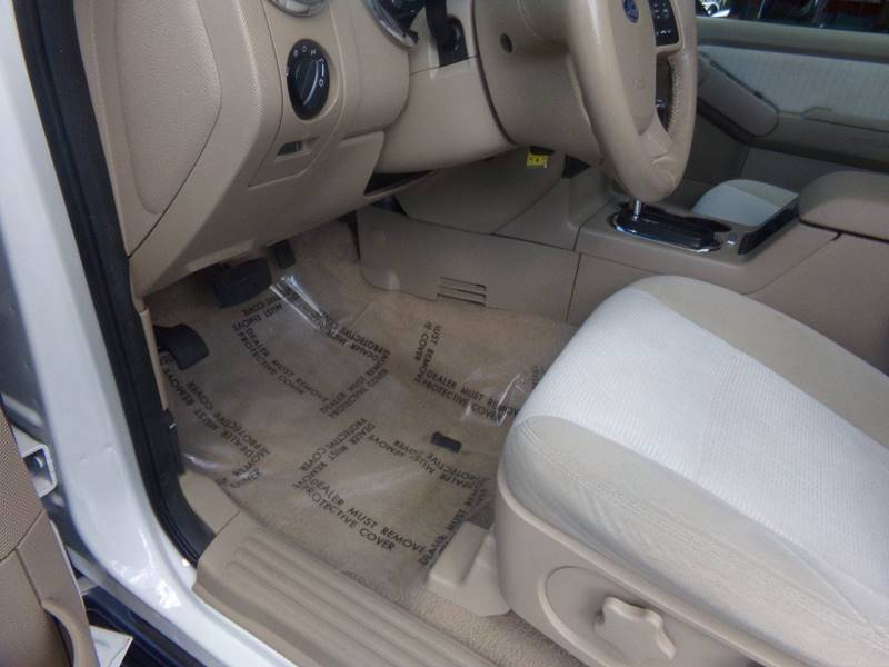 2008 Ford Explorer for sale at Car Town USA in Attleboro MA