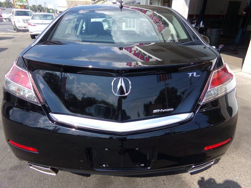 2013 Acura TL for sale at Car Town USA in Attleboro MA