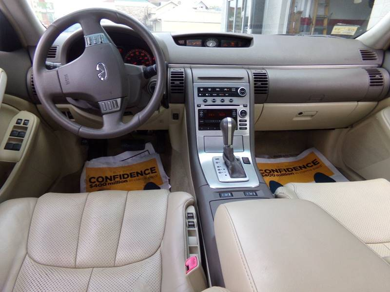 2005 Infiniti G35 for sale at Car Town USA in Attleboro MA