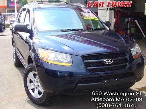 2009 Hyundai Santa Fe for sale at Car Town USA in Attleboro MA