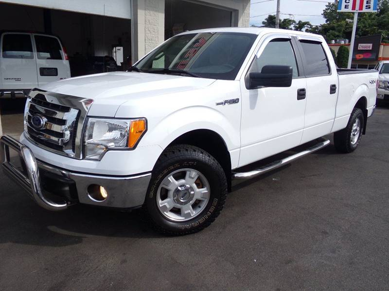 2010 Ford F-150 for sale at Car Town USA in Attleboro MA