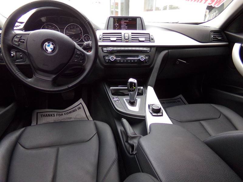 2013 BMW 3 Series for sale at Car Town USA in Attleboro MA