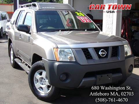 2005 Nissan Xterra for sale at Car Town USA in Attleboro MA