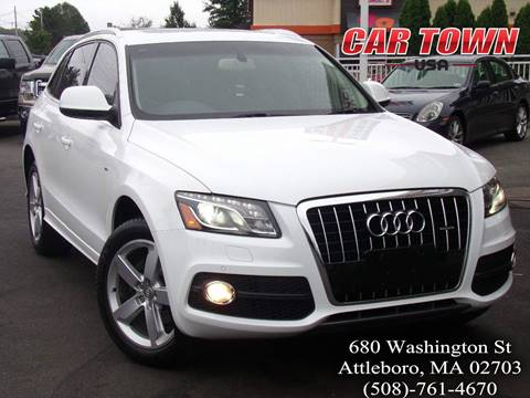 2011 Audi Q5 for sale at Car Town USA in Attleboro MA