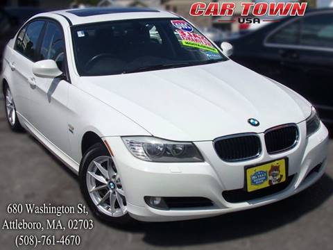 2010 BMW 3 Series for sale at Car Town USA in Attleboro MA