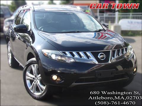 2009 Nissan Murano for sale at Car Town USA in Attleboro MA