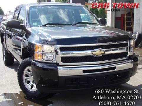 2011 Chevrolet Silverado 1500 for sale at Car Town USA in Attleboro MA