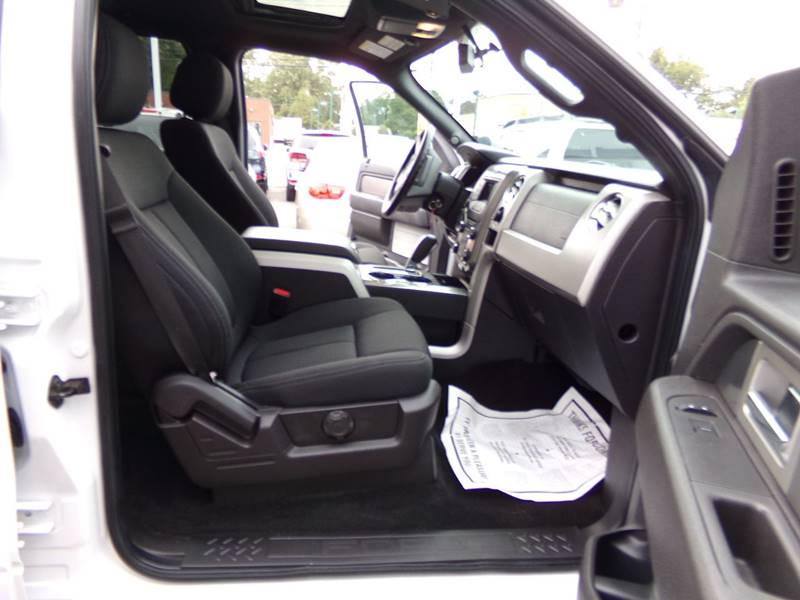 2014 Ford F-150 for sale at Car Town USA in Attleboro MA