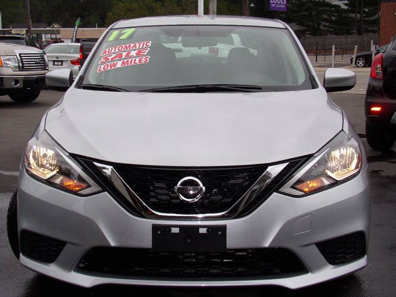 2017 Nissan Sentra for sale at Car Town USA in Attleboro MA