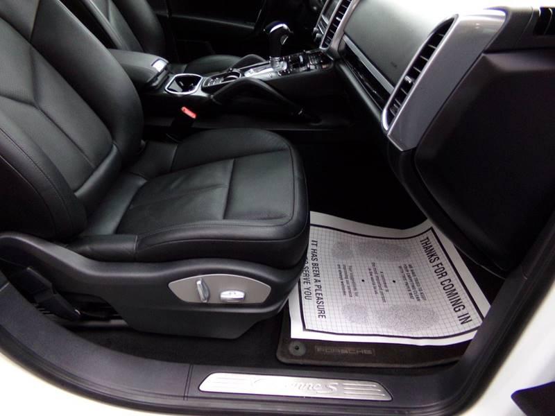 2013 Porsche Cayenne for sale at Car Town USA in Attleboro MA