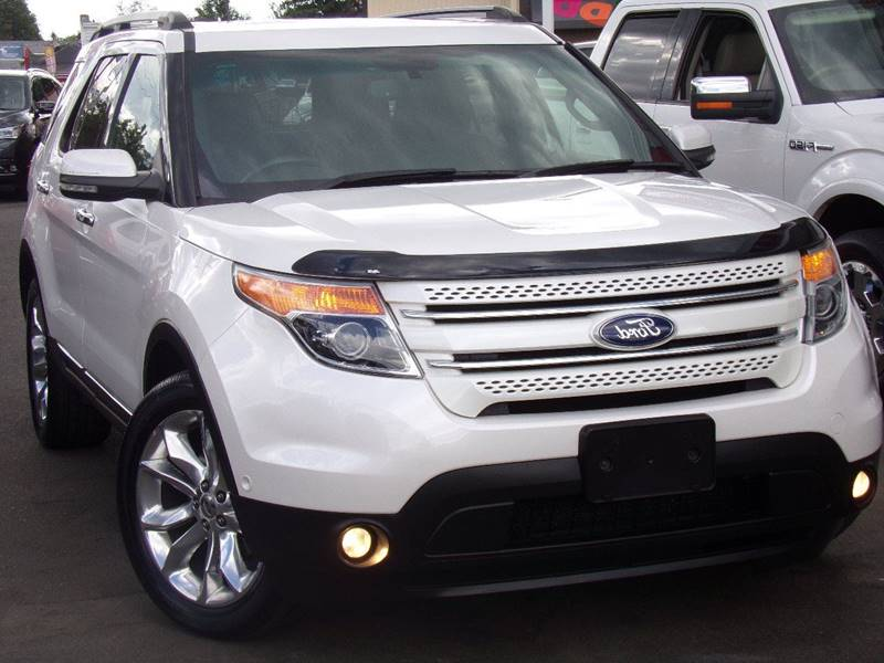 2011 Ford Explorer for sale at Car Town USA in Attleboro MA