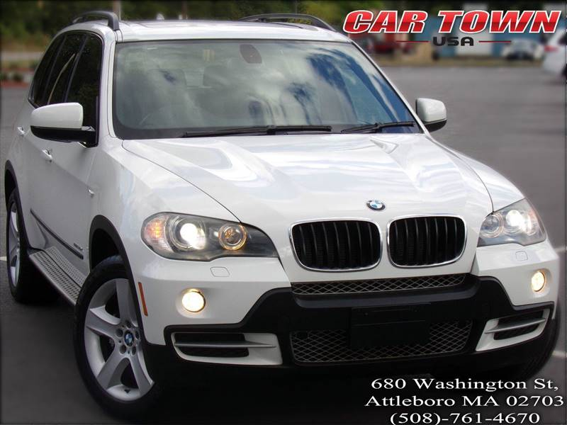 2010 BMW X5 for sale at Car Town USA in Attleboro MA