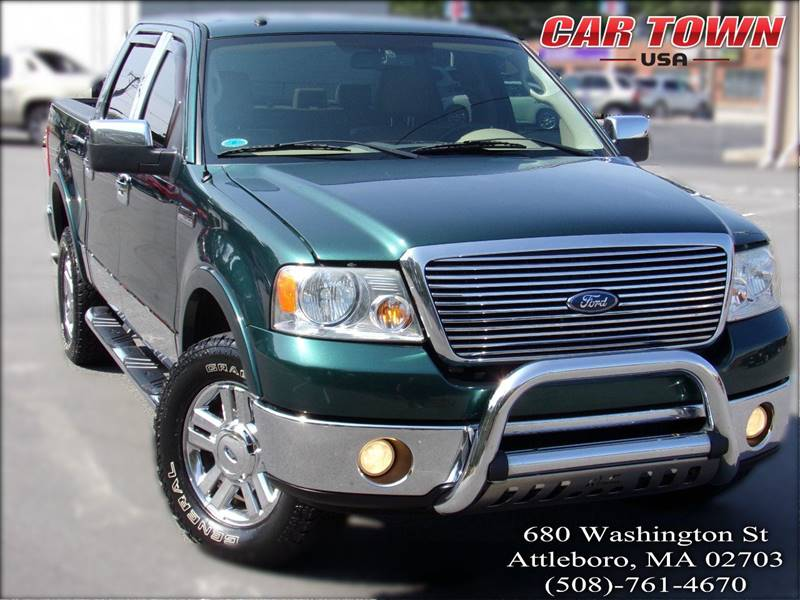 2007 Ford F-150 for sale at Car Town USA in Attleboro MA