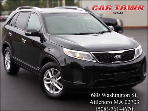 2014 Kia Sorento for sale in Attleboro, MA