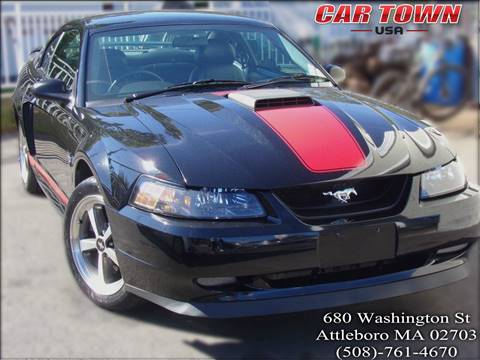2003 Ford Mustang for sale in Attleboro, MA