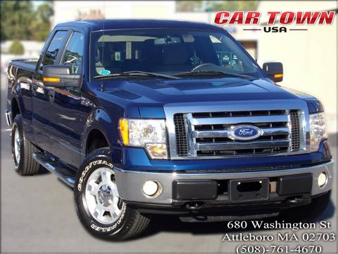 2010 Ford F-150 for sale in Attleboro, MA